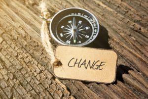 Wat is verandering?