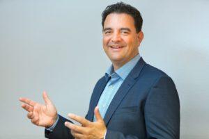 "Gabriël Anthonio: ""Kwaliteit van leiderschap zit in echt contact"""
