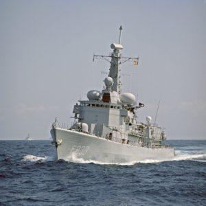M-fregat Van NEs (Foto: collectie NIMH, https://nimh-beeldbank.defensie.nl/)