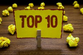 Top 10 van best gelezen artikelen juni