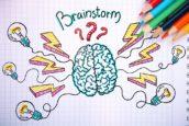 Personal brainstorming: creatief zijn in je eentje
