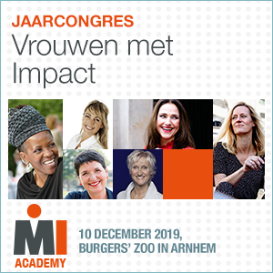 Jaarcongres Vrouwen met Impact