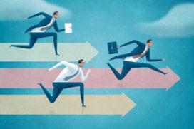 Vijf concurrentiestrategieën in de zorg