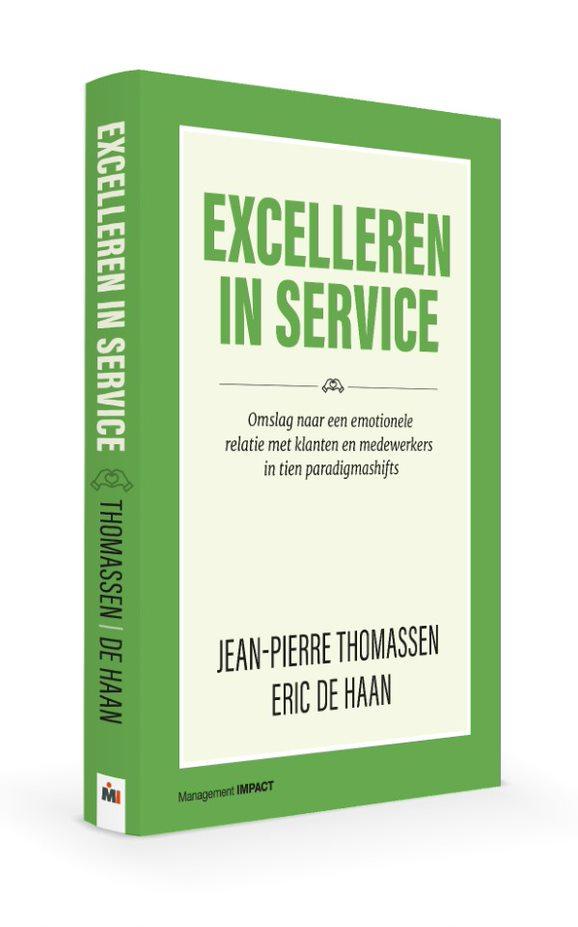 Excelleren in service