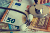 Afname groei gezondheidszorguitgaven