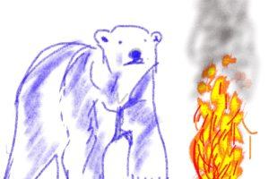 Brand en de Noordpool