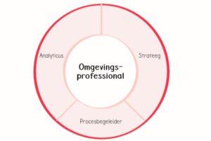 De drie rollen van een omgevingsprofessional