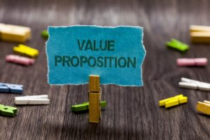 De waardepropositie, wat is dat?