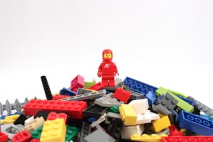 Lego's model is bredere trend
