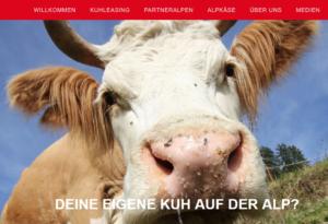 Lease je eigen koe in Zwitserland