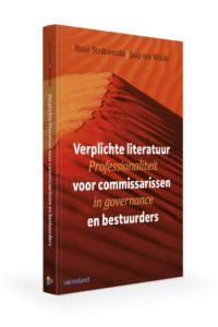 Cover verplichte literatuur voor commissarissen en bestuurders