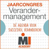 Jaarcongres Verandermanagement