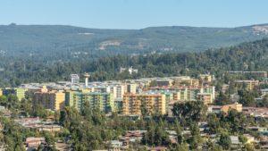 In Addis Abeba werden werkvormen doorgenomen