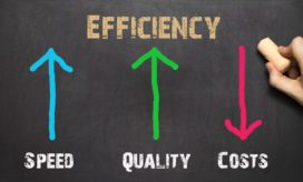 Efficiency zorgt voor stress