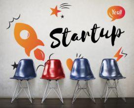 Samenwerken met startups