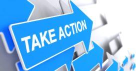 Actie klinkt eenvoudig, maar het is het niet