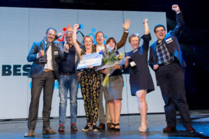 Legrand Nederland – Best Finance Team grote ondernemingen