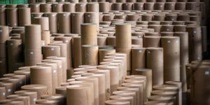 Papiermarkt is krimpende markt